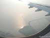 Landeanflug über dem Yangtze