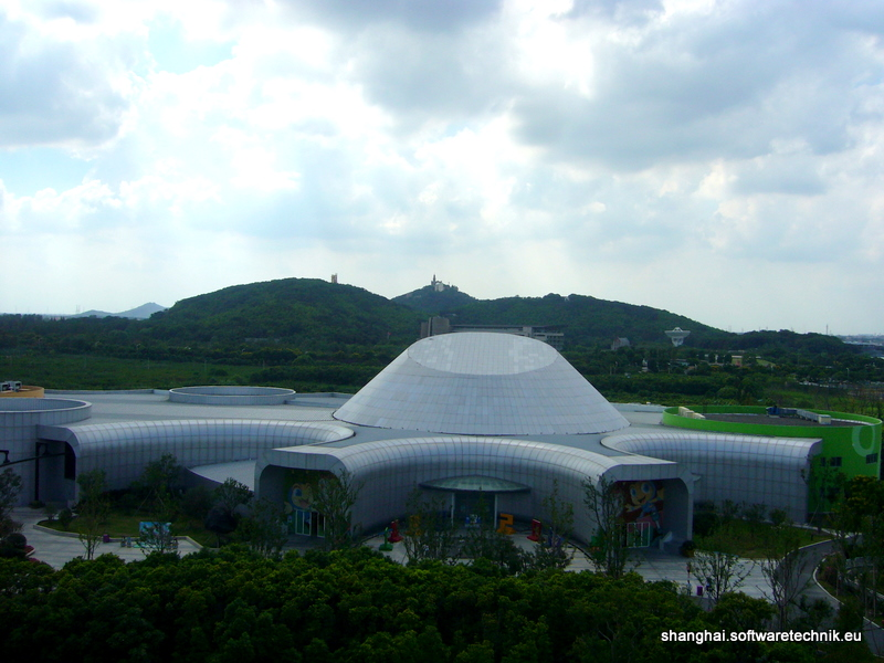 Ant Kingdom und Sheshan Mountain