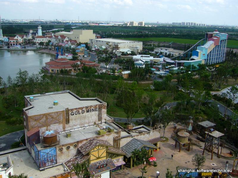 Typhoon Bay und Goldmine Town