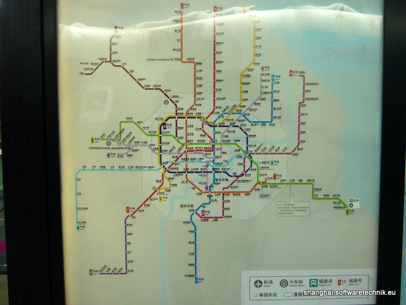 Das Liniennetz
