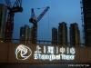 Zukünftiger Standort des Shanghai Towers