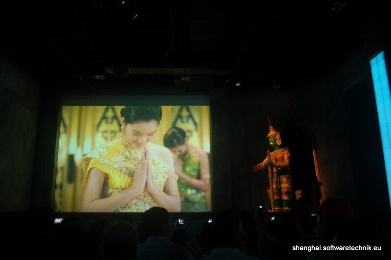 Videoclip über das Leben in Thailand