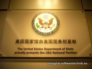 USA-Pavillon
