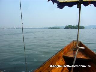 Shanghai Leitungswasser Trinkwasser