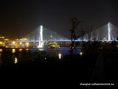 Die Nanpu-Brücke