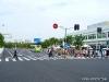 Kreuzung auf der EXPO