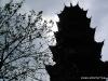 Longhua Tempel Die Pagode